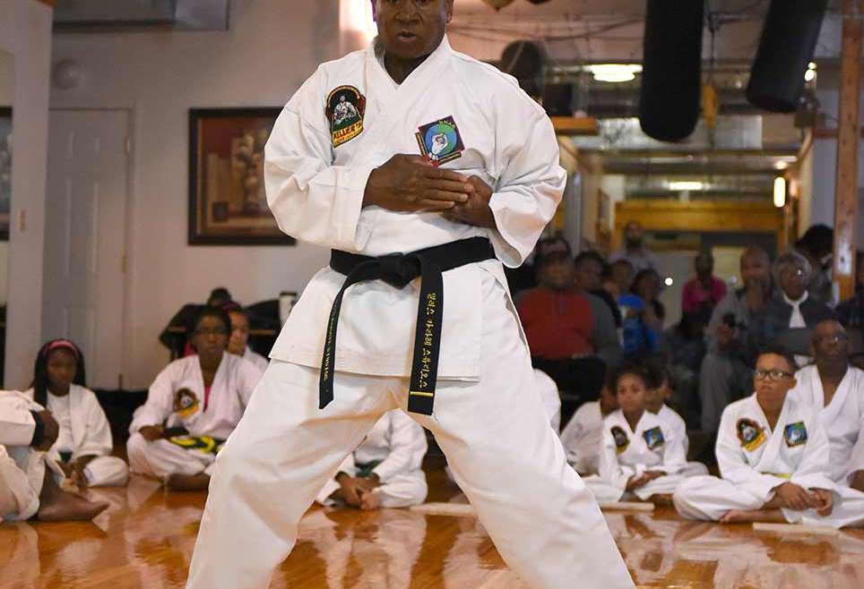 Instructor Dennis Holder