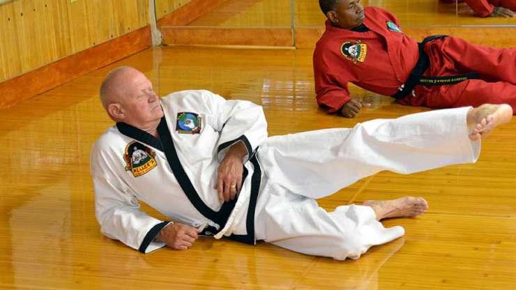 Master Steve Wilson